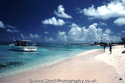 beach moored boat power boats motor yachts powerboats marine misc. turks caicos caribbean oceans islands islander