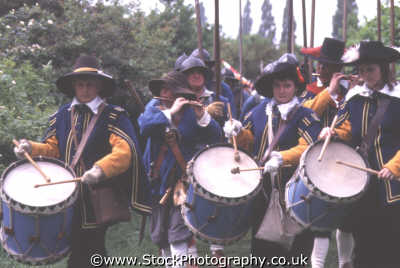 drummers drumming civil war historical britain history science misc. english enactment middlesex middx england angleterre inghilterra inglaterra united kingdom british