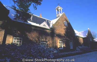 boston manor house converted stables bell tower stately homes british architecture architectural buildings uk jacobean mansion 1623 middlesex middx england english angleterre inghilterra inglaterra united kingdom