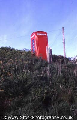 telephone box hill british telecom telecommunications uk media communications bt devon devonian england english angleterre inghilterra inglaterra united kingdom