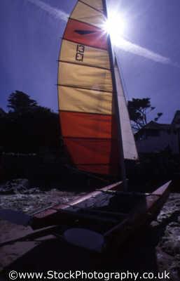 catamaran sail yachts yachting sailing sailboats boats marine misc. devon devonian england english angleterre inghilterra inglaterra united kingdom british