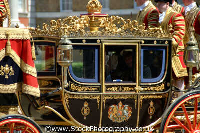 royal coach prince phillip waving royalty aristocracy celebrities celebrity fame famous star people persons pagent ceremony ceremonial westminster london cockney england english angleterre inghilterra inglaterra united kingdom british