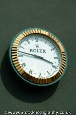 rolex clock abstracts misc. time brand wimbledon merton london cockney england english angleterre inghilterra inglaterra united kingdom british