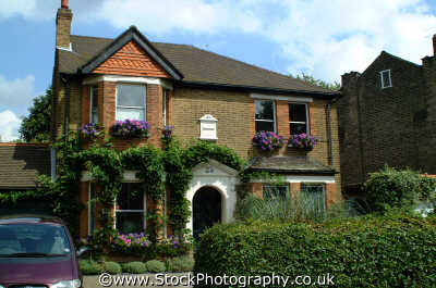 ealing house semi detatched homes british housing houses dwellings abode architecture architectural buildings uk cosy suburban london cockney england english angleterre inghilterra inglaterra united kingdom