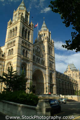 natural history museum entrance kensington famous sights london capital england english uk learning knowledge academic chelsea cockney angleterre inghilterra inglaterra united kingdom british