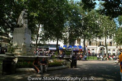 leicester square soho seedy nightlife famous sights london capital england english uk westminster cockney angleterre inghilterra inglaterra united kingdom british