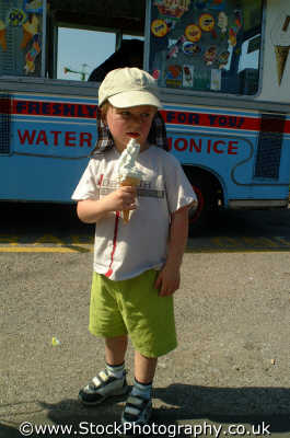 boy ice cream matthew boys male child males masculine manlike manly manful virile mannish people persons 99 summer richmond london cockney england english angleterre inghilterra inglaterra united kingdom british