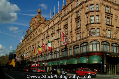 harrods shops shopping buildings architecture london capital england english uk al-fayed al fayed alfayed kensington chelsea cockney angleterre inghilterra inglaterra united kingdom british