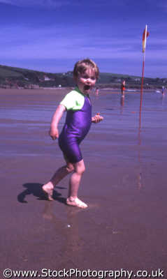 boy shouting matthew boys male child males masculine manlike manly manful virile mannish people persons beach seaside devon devonian england english angleterre inghilterra inglaterra united kingdom british