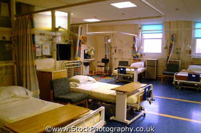 nhs hospital ward beds national health service medical healthcare medicine science misc. westminster london cockney england english angleterre inghilterra inglaterra united kingdom british