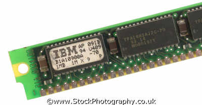 ibm ram microchip uk business commerce silicon computer memory