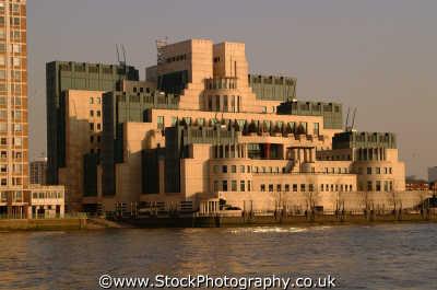 mi5 british intelligence hq bank law courts buildings architecture london capital england english uk spy spies james bond lambeth cockney angleterre inghilterra inglaterra united kingdom