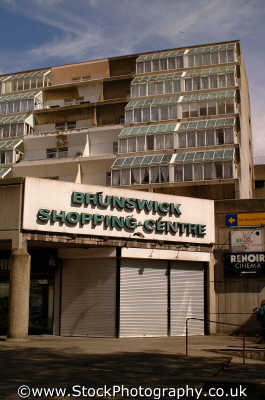 brunswick shopping centre wc1 shops buildings architecture london capital england english uk westminster cockney angleterre inghilterra inglaterra united kingdom british