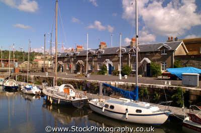 moored boats bristol docks uk coastline coastal environmental avon england english angleterre inghilterra inglaterra united kingdom british