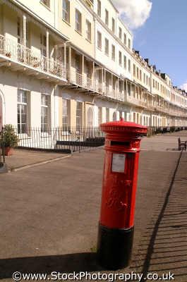 postbox royal york terrace bristol south west england southwest country english uk gpo mail avon angleterre inghilterra inglaterra united kingdom british