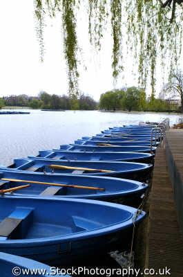 rowing boats regents park london parks capital england english uk boating lake camden cockney angleterre inghilterra inglaterra united kingdom british