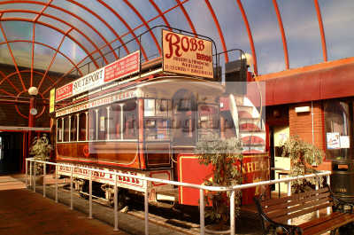 southport tram birkenhead ferry terminal liverpool north west northwest england english uk merseyside scouse angleterre inghilterra inglaterra united kingdom british
