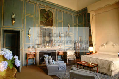 Bedroom on Leeds Castle Bedroom British Castles Architecture Architectural