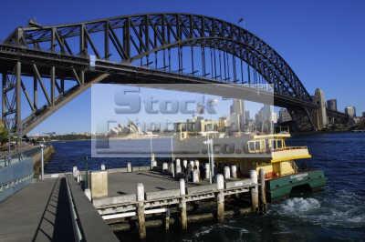 sydney harbour bridge ferry opera house australian travel harbor australia oz
