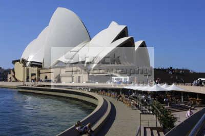 opera house approach sydney australian travel australia oz