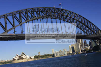 sydney harbour bridge opera house australian travel harbor australia oz