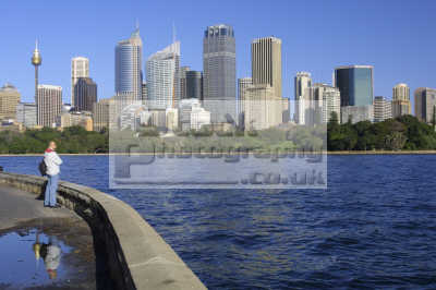 sydney harbour skyline australian travel harbor australia oz