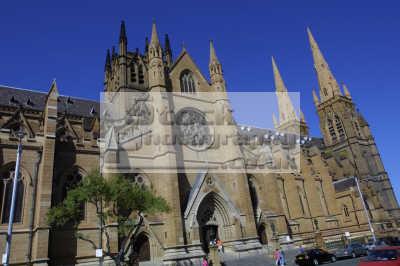 st marys cathedral sydney australian travel australia oz