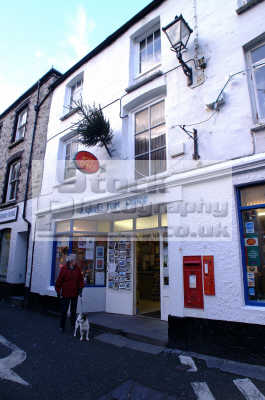 polperro post office south west england southwest country english uk gpo postman cornwall cornish angleterre inghilterra inglaterra united kingdom british