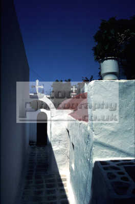 greek islands alleyway mykonos european travel greece europe