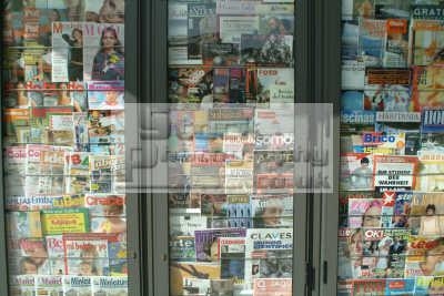 magazines granada andalucia spanish espana european travel spain spanien españa espagne la spagna europe