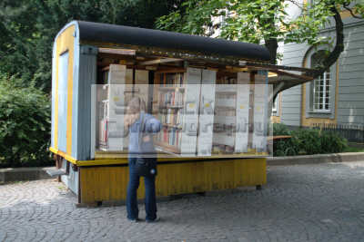book stall bonn north rhine westphalia german deutschland european travel rhineland valley germany europe germanic