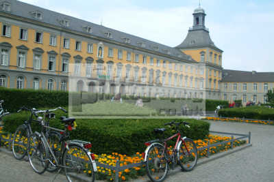 university bonn north rhine westphalia german deutschland european travel education rhineland valley germany europe germanic