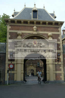 archway dutch parliament building hague netherlands european travel government politics den haag holland la hollande holanda olanda europe