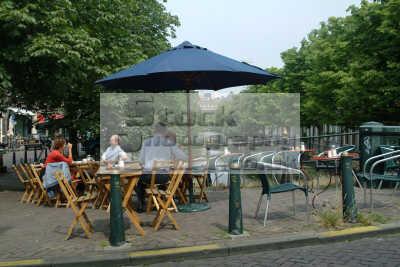 street cafe hague dutch netherlands european travel dining den haag holland la hollande holanda olanda europe