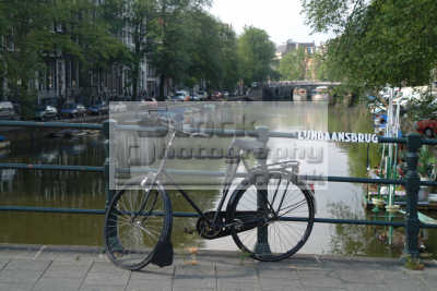 bicycle lunsbaanbrug bridge amsterdam dutch netherlands european travel bike holland la hollande holanda olanda europe