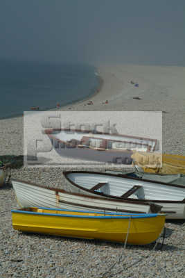 rowing boats chesil beach portland south west england southwest country english uk dorset angleterre inghilterra inglaterra united kingdom british