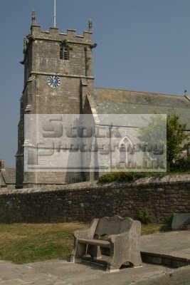 village church corfe south west england southwest country english uk dorset angleterre inghilterra inglaterra united kingdom british