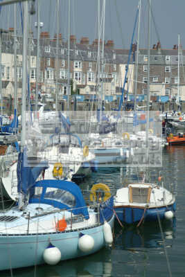yachts moored weymouth yachting sailing sailboats boats marine misc. dorset england english angleterre inghilterra inglaterra united kingdom british