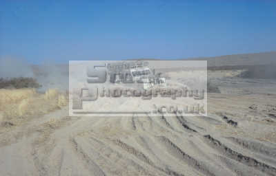 land rover series iii ploughing bull dust dasht laili desert green northern afghanistan asian travel adventure overland asia afganistan afganistani