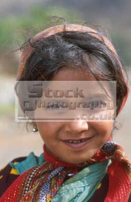 young girl al hajjera village haraz mountains yemen girls female children kids juveniles infants females feminine womanlike womanly womanish effeminate ladylike people persons africa yemeni