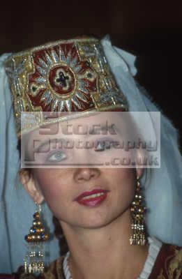 model modelling bridalware bukhara uzbekistan women woman female females feminine womanlike womanly womanish effeminate ladylike people persons bride asia uzbekistani