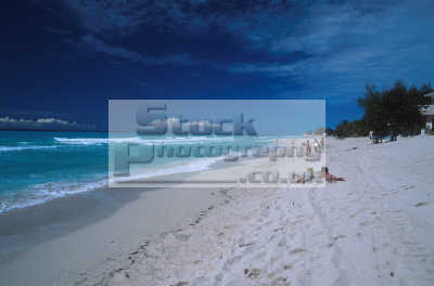 varadero beach cuba atlantic ocean west indies travel clean sea shade sunbathing tideline waves tide seaside caribbean oceans cuban
