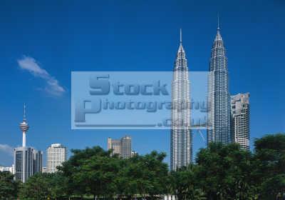 kuala lumpur petronas towers skyscrapers cesar pelli malaysian asian travel architecture malaysia asia