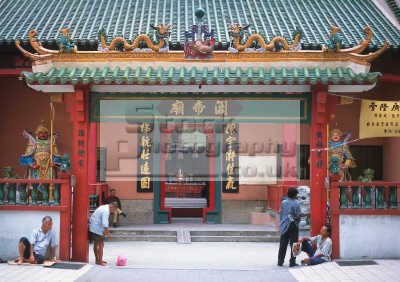 temple kuala lumpur malaysian asian travel religion malaysia asia