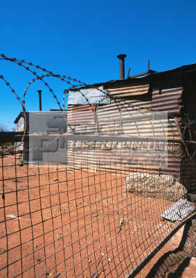 security fence township area johannesburg southern african travel poverty poor black joburg south africa afrikaans
