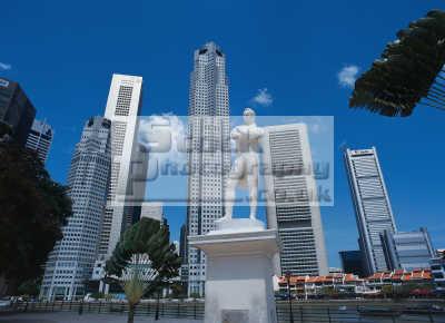 singapore sir thomas stamford asian travel finance capitalism capitalist markets asia