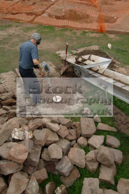 metal detector archeological dig working people persons cheshire england english angleterre inghilterra inglaterra united kingdom british