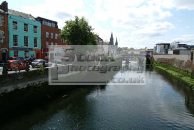sullivan quay south gate bridge cork irish towns european travel corcaigh republic ireland eire irland irlanda europe