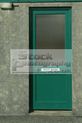 washroom door gates abstracts misc. cornwall cornish england english angleterre inghilterra inglaterra united kingdom british