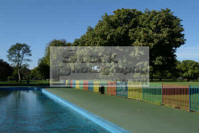 Paddling Pool Clissold Park Stoke Newington